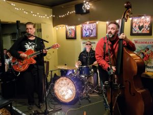 Special Thursday concert by Slick Willie & the Kentucky Jellies @ Wiedemann Brewery & Taproom