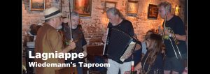 Live Music: Lagniappe Trio @ Wiedemann Brewery & Taproom