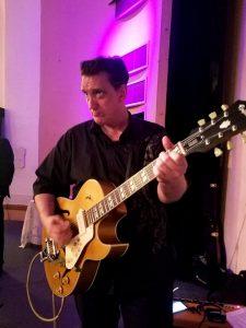 Live Music: Slick Willie Acoustic