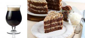 Wiedemann Taps German Chocolate Cake Stout at German Christmas Celebration