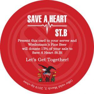 "Save A Heart St.B After Party - ""Super"" Ben Messer Night"