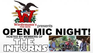 Open Mic Night with the Inturns