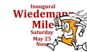 Wiedemann Mile and after party
