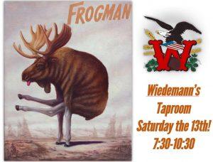 Live Music: Frogman