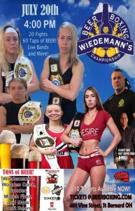 Wiedemann's Beer Boxing Championship