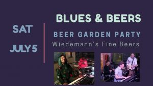 Blues and Beers: Ben Levin and Cheryl Renae