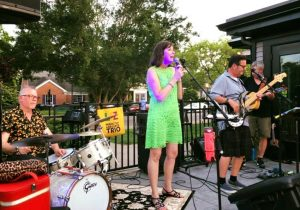 Live Music: Liz and the Perfectly Adequate Trio