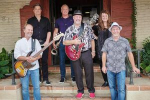 Live Music by Misterman and the Mojo Band