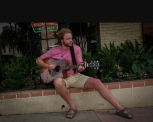 Live Music: Chace Saunders